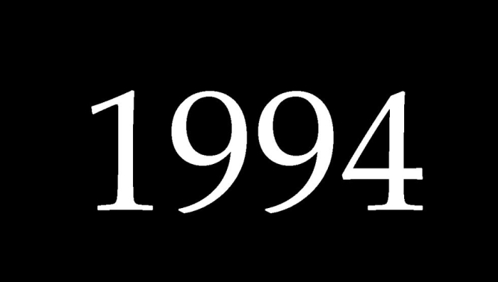 20 anos atrás...